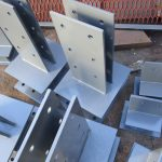 Изготовление металлических кронштейнов на заказ