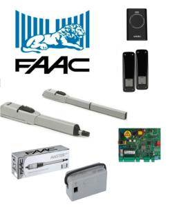 Автоматика FAAC в Симферополе