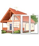 Окна для дома, дачи